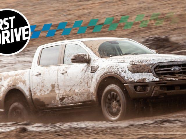 The Ranger Ford 2019 Bukanlah Ranger yang Ingat, tetapi Ia Baik pada Apa Itu