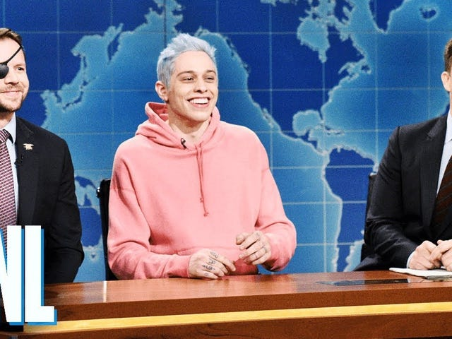 Apparently, We Can All Agree That Pete Davidson is a Dick. Now What to Make of Dan Crenshaw?