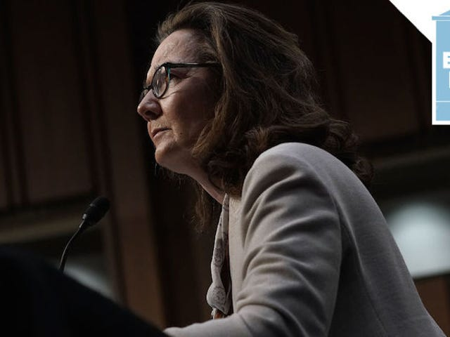 Gina Haspel, a Woman, Confirmed to Head CIA Despite Record on Torture