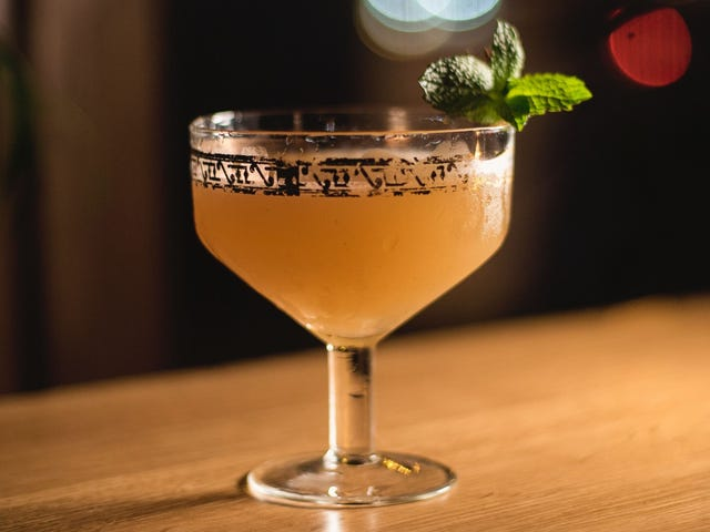 Salt Your Cocktail, Not the Rim of the Glass