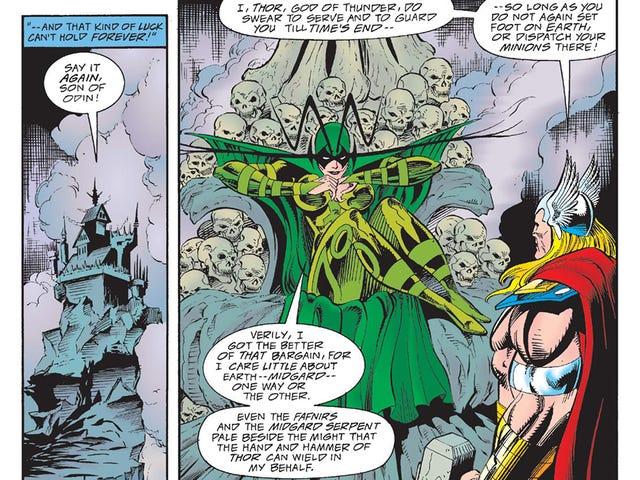Sparky ?!  Jedes zufällige Stück Trivia in Thor: Ragnarok (Spoiler!)