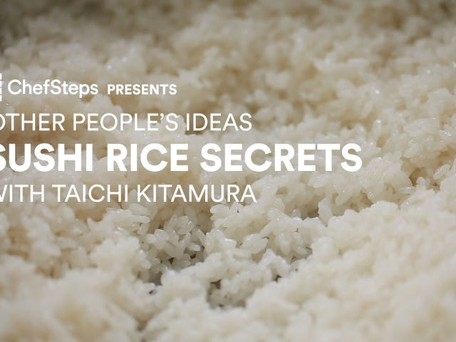 The Essential Keys to Making Perfect Sushi Rice