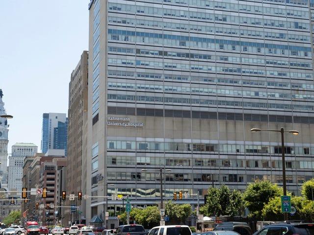Các quan chức Philly nói rằng Jerk giàu có đang sở hữu bệnh viện Shuttered đang cố gắng kiếm tiền trong trường hợp khẩn cấp Covid-19