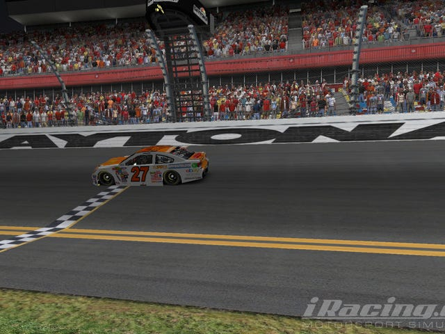 Team Oppo Completes Disappointing NASCAR iRacing Pro Series Campaign