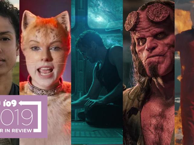 Las 9 mejores (y 7 peores) películas de 2019