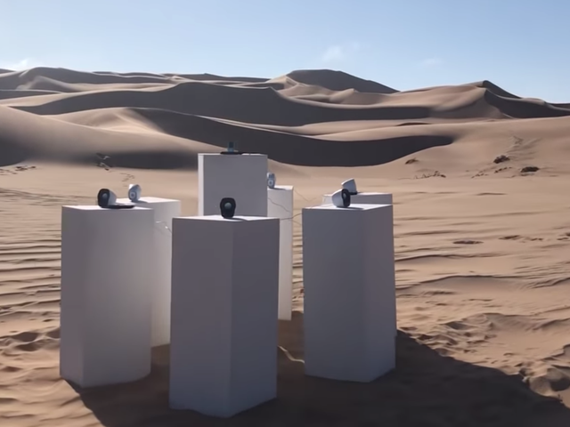 Sounds About White: Colonizer 'Artist' Gentrifies African Desert With Whitest Song Ever