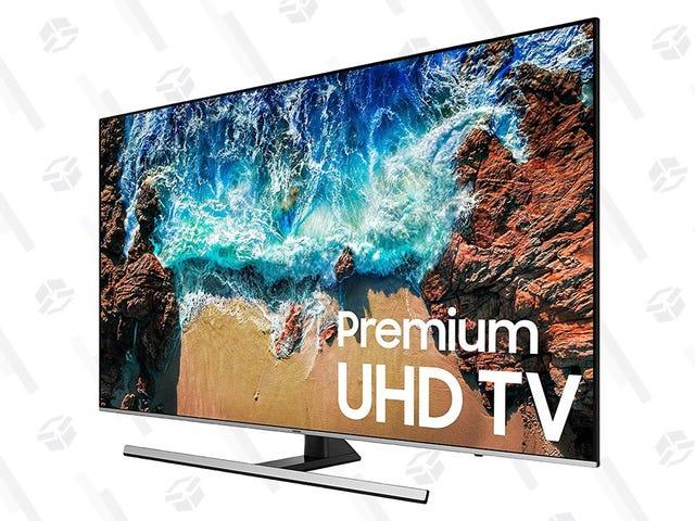 Black Friday Is Already Here For Samsung's Mid-Range 4K TVs