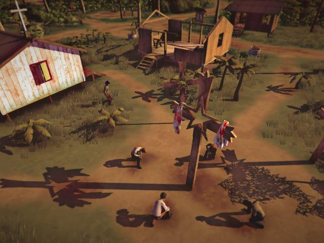 Et stealth-spill der du infiltrerer en kult fra 1970-tallet