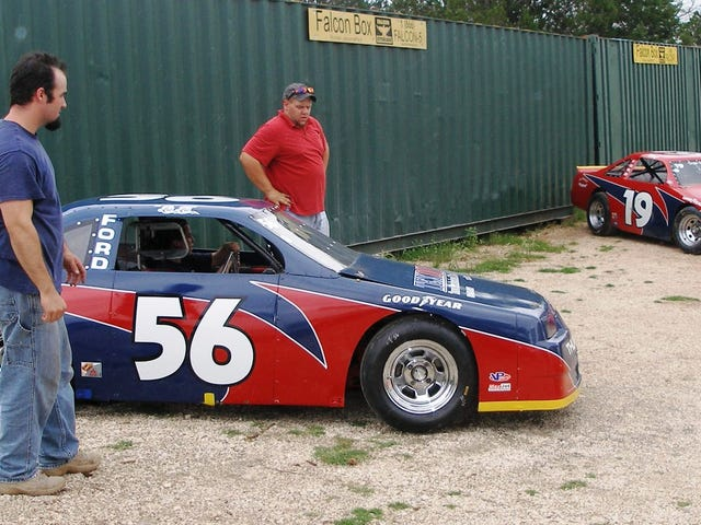 Allison Legacy Race Cars, how did I not know?