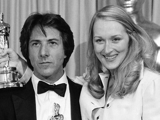 Історія обкладинки <i>Vanity Fair</i> : Набір <i>Kramer vs. Kramer</i> був в основному &quot;Streep vs. Hoffman&quot;