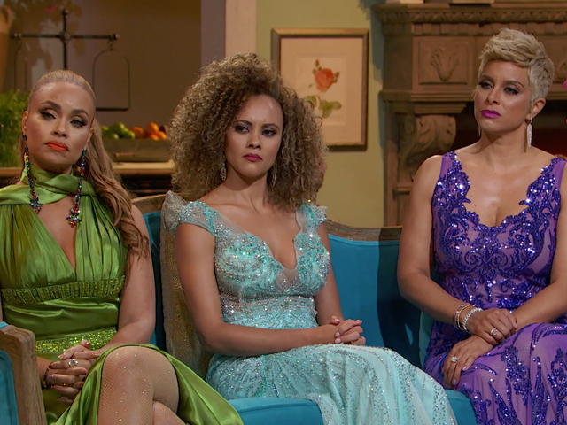 The Real Housewives of Potomac Cast Continues to Top Their Reunion Outfits in the Worst Way