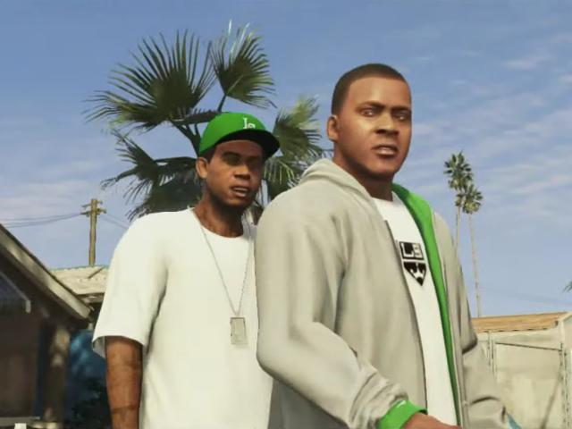 Grand Theft Auto V sắp ra mắt PS5