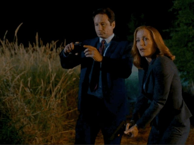 Einige Lektionen in Smartphone-Fotografie, mit freundlicher Genehmigung der <i>X-Files</i>