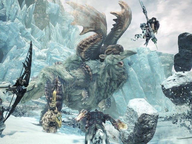 Monster Hunter World: Iceborne Is Deleting Some Players' PC Save Files