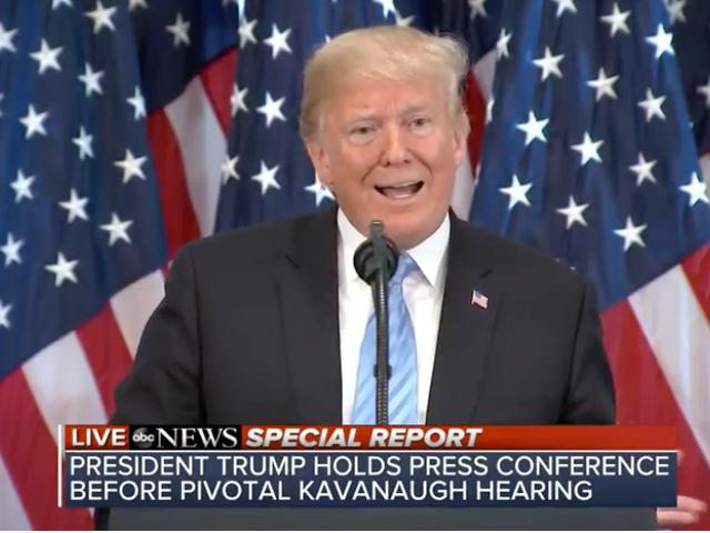 """Donald Trump dice che le donne mentono sull'assalto sessuale: """"Vogliono soldi, vogliono qualunque cosa"""""""