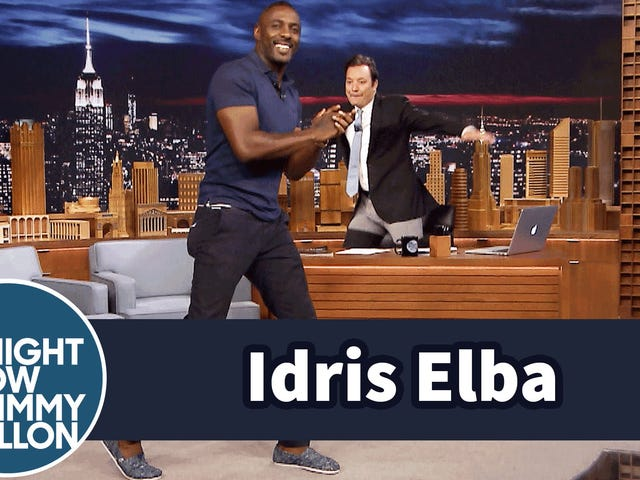 Sometimes You Just Want to Watch Idris Elba Dance Around a Little