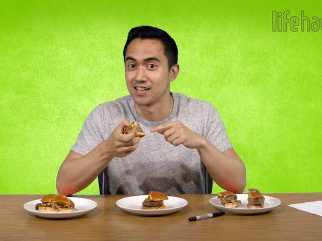 Apakah burger daging palsu akhirnya sama baiknya dengan daging sapi?