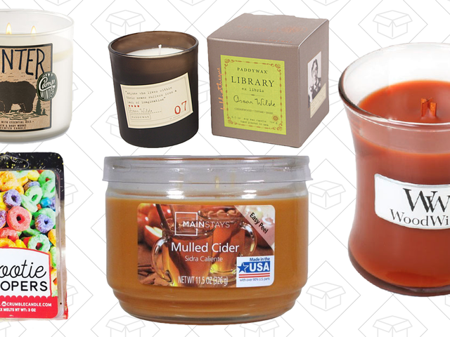 The Five Best Candle Brands, According To You