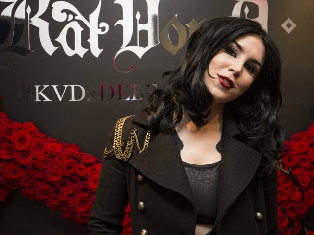Kat Von D Comes Out as Anti-Vaccine, Which Is Really a Fucking Bummer