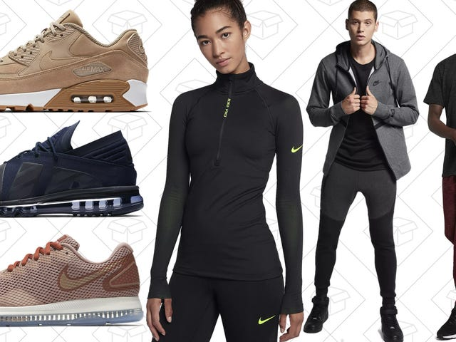 Nike Just Dropped a Rare Sitewide Sale