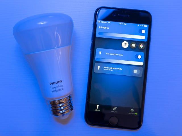 Apple, Google og Amazon slutter sig sammen for at hjælpe smarte hjem-enheder, der alle spiller pænt sammen