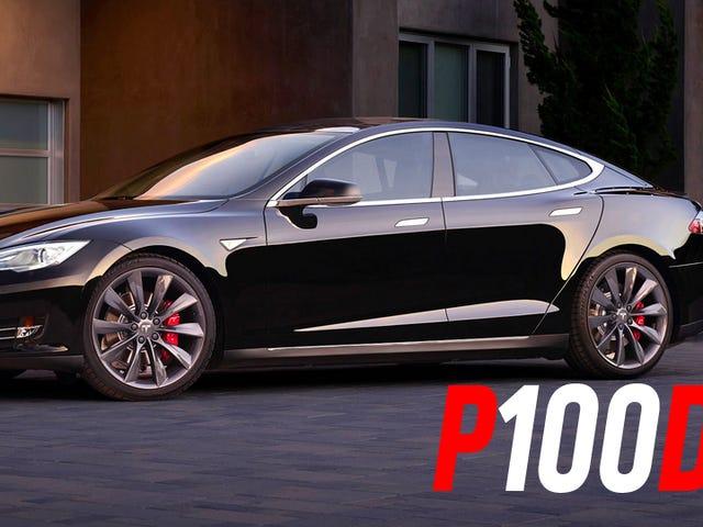 Seorang Peretas Dapat Menemukan Rencana Untuk Tesla P100D