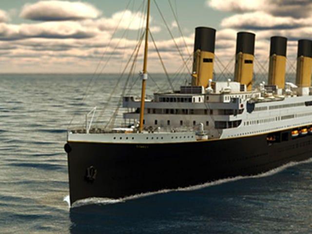 Segala-galanya Mengenai <i>Titanic II</i> Tidak Benar
