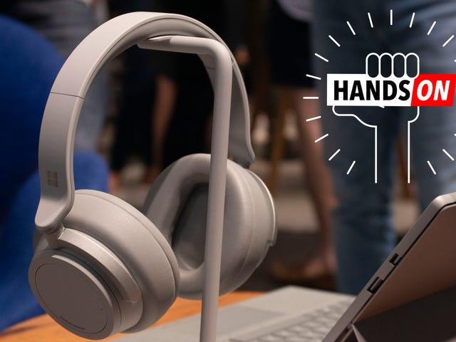 Microsoft Makes Surface Headphones Now