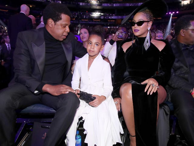 Of Course Blue Ivy Is an Incredible Dancer
