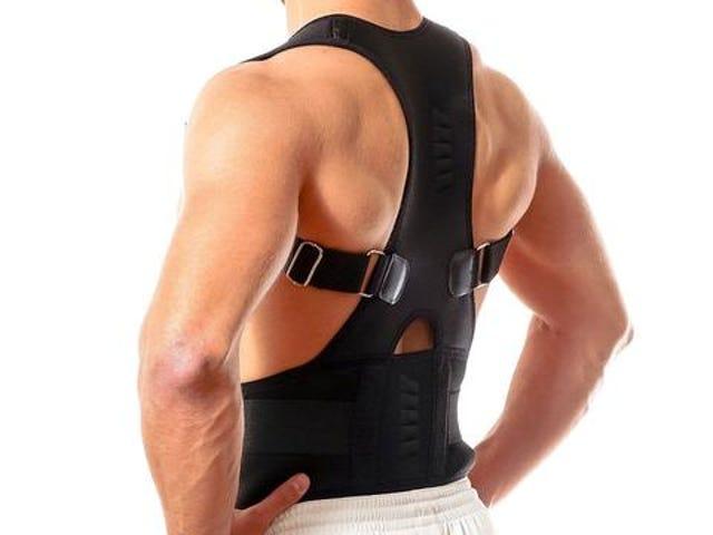 Back / Spine Support Belt @ Shopatronics