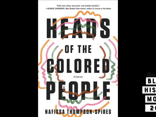 28 Tage literarische Schwärze mit VSB |  Tag 26: Heads of the Colored People von Nafissa Thompson-Spires
