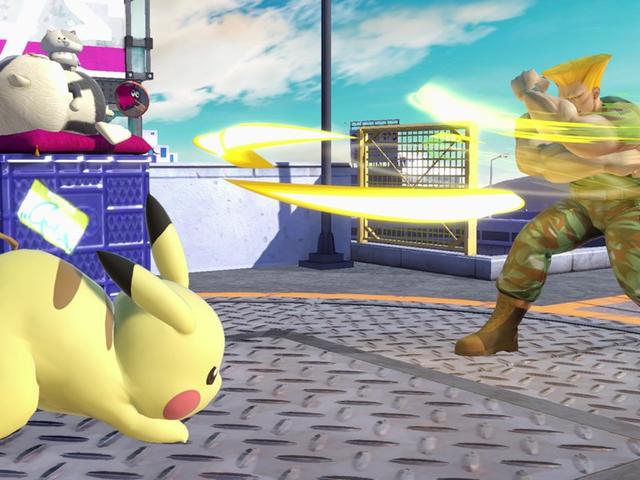 Smash Bros. toma protagonismo en el evento de juegos de lucha más grande del año