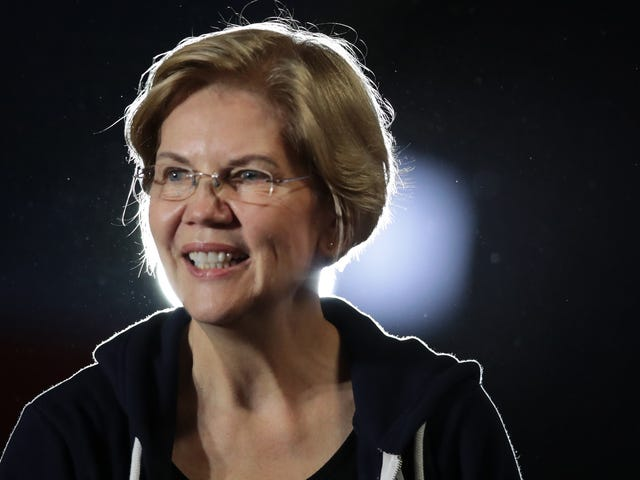 Elizabeth Warren Proposes a Green New Deal for the Ocean