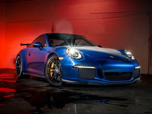 Pretty Porsche 911 GT3 Duvar Kağıtları Burada