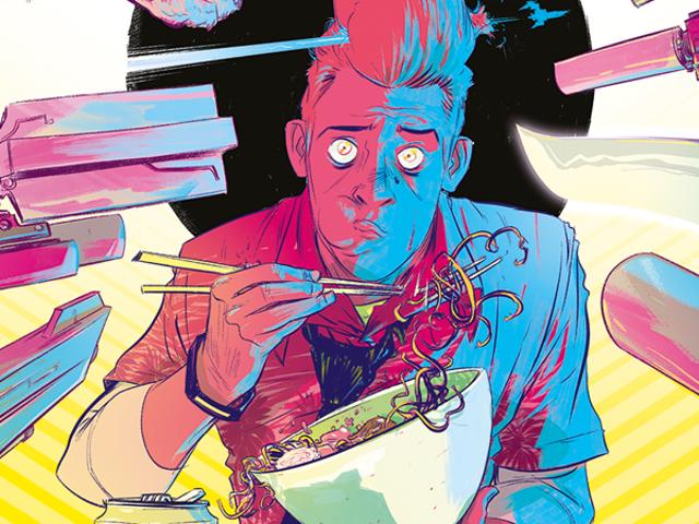 <i>The Weatherman</i> Vahşi Karakterleri, Görüntüden Yeni Scifi Comic ile Tanışın