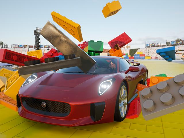 Forza Horizon 4 Lego-Erweiterung von Forza Horizon 4 ist aus Vergnügen absurd