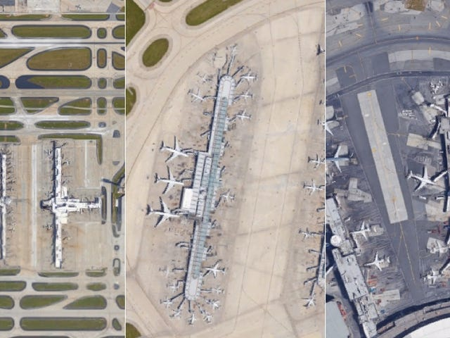 The Forgotten History Behind Some of America's Busiest Airports