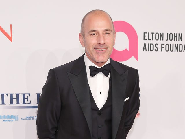NBC Head of Human Resources to Resign Amidst Matt Lauer Fallout [Updated]
