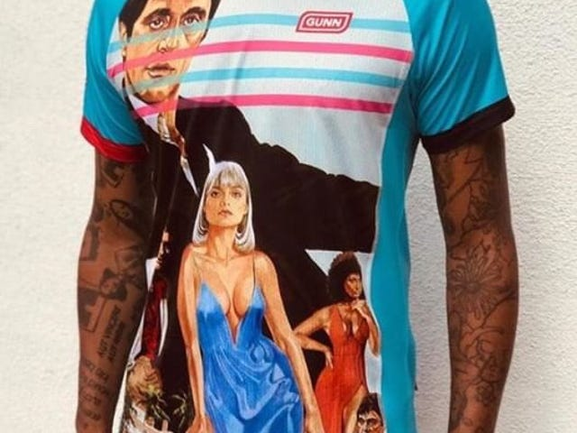 Miami Open förbjuder tennisspelarens skjorta för att boobies
