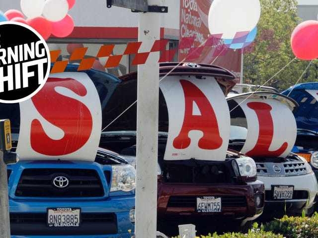 Used Car Demand Is Shooting Up