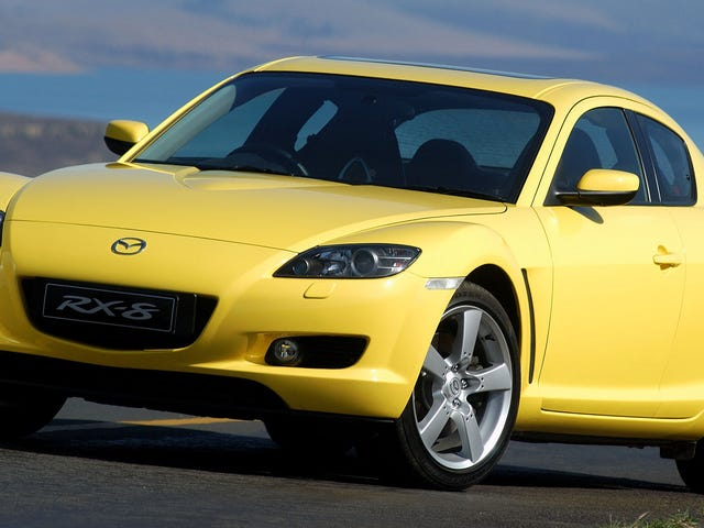 Have You Ever Owned A Mazda RX-8, The Car That Helped Kill The Rotary Engine?