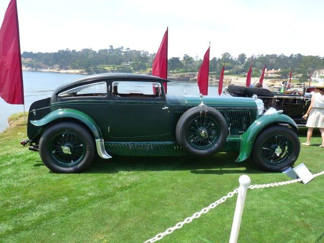 Hvem skal kjøpe Bentley Brand?