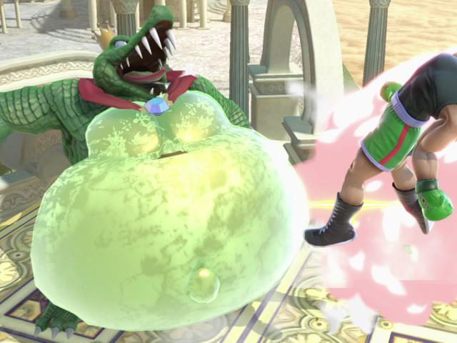 El sistema online deSuper Smash Bros Ultimate sigue siendo un desastre