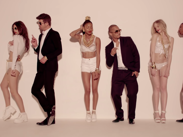 The 'Blurred Lines' Lawsuit Is Over, and Robin Thicke and Pharrell Williams Owe $5 Million
