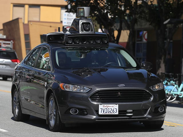 You're Totally Going to Bone in Self-Driving Cars, Scientists Predict