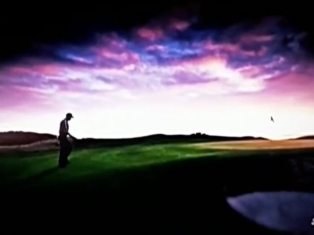 Golf Channel's Overwrought Tiger Woods Promo Quotes Dylan Thomas, Then Gets Weirder