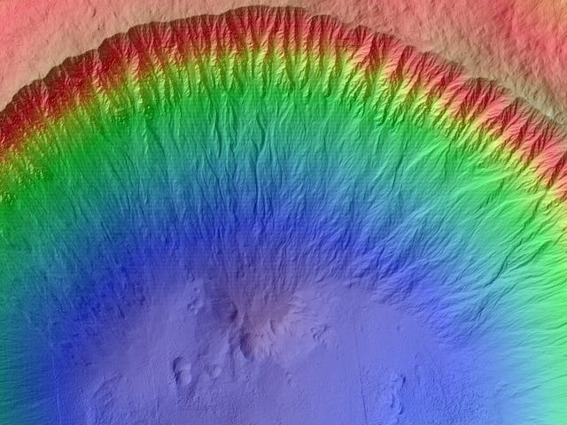 Two New Papers Offers Clues to Mars' Weird History