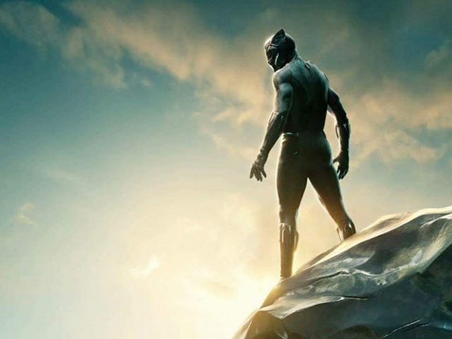 Let's Talk Amongst Ourselves: Black Panther