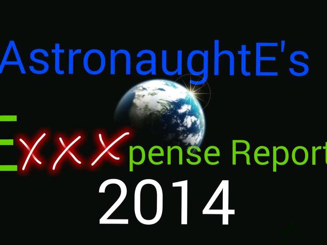 Exxxpense Report: 2014