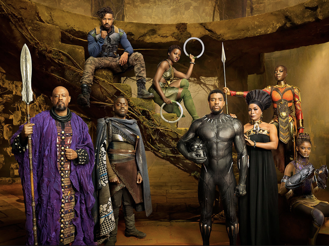 A Very Subjective List of the Black Greek-Letter Organizations Each Black Panther Character Would Have Pledged